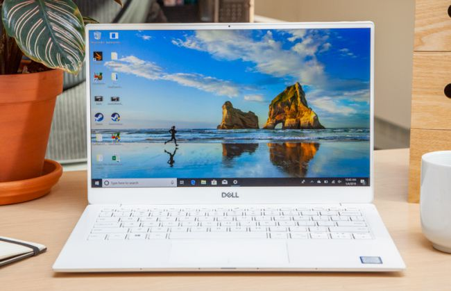 Portatil Dell XPS 13
