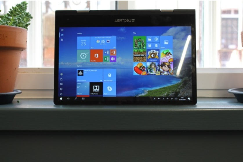 Teclast F5 Convertible Tablet